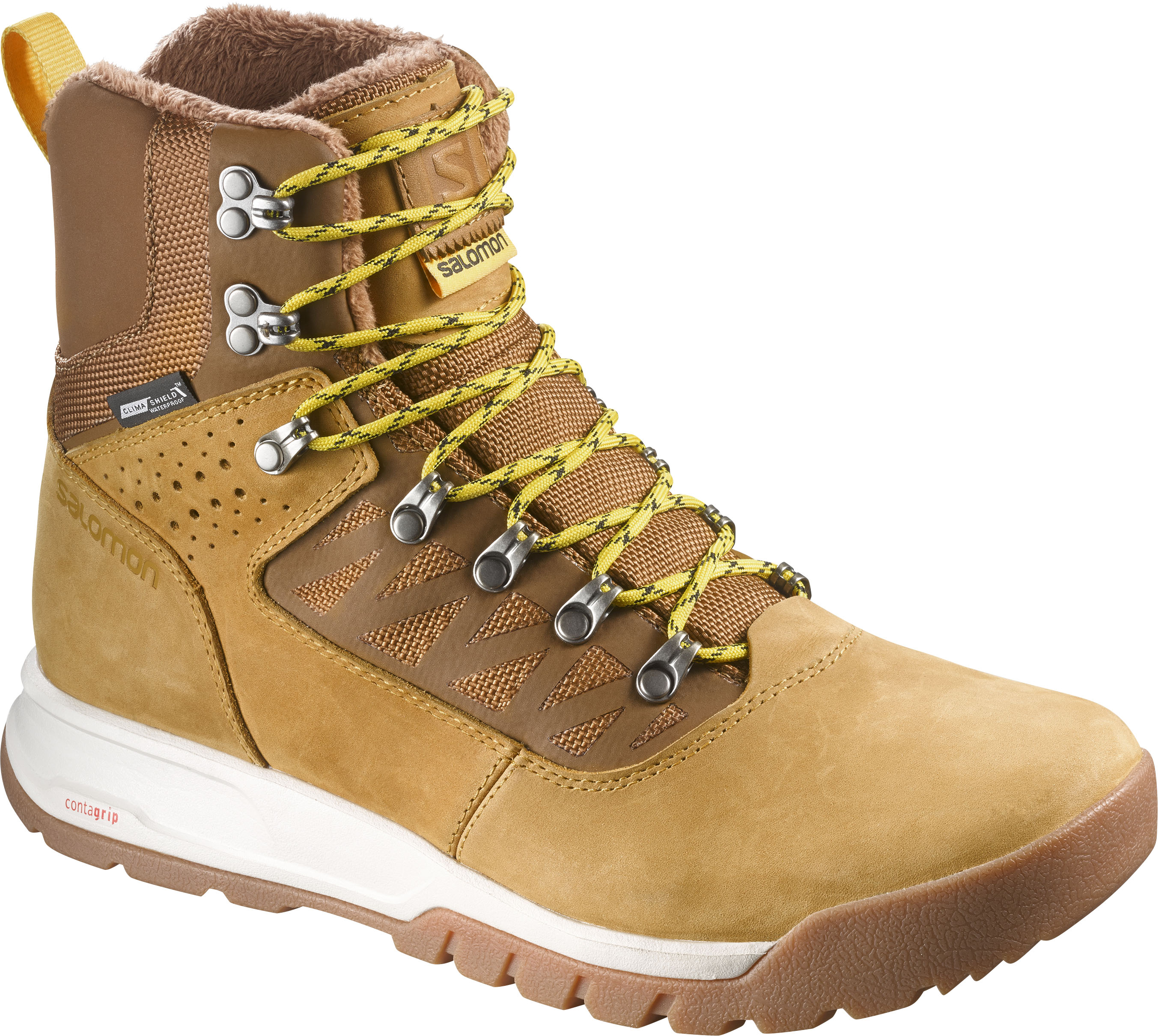 UTILITY PRO TS CSWP Schuh 2017 camel gold
