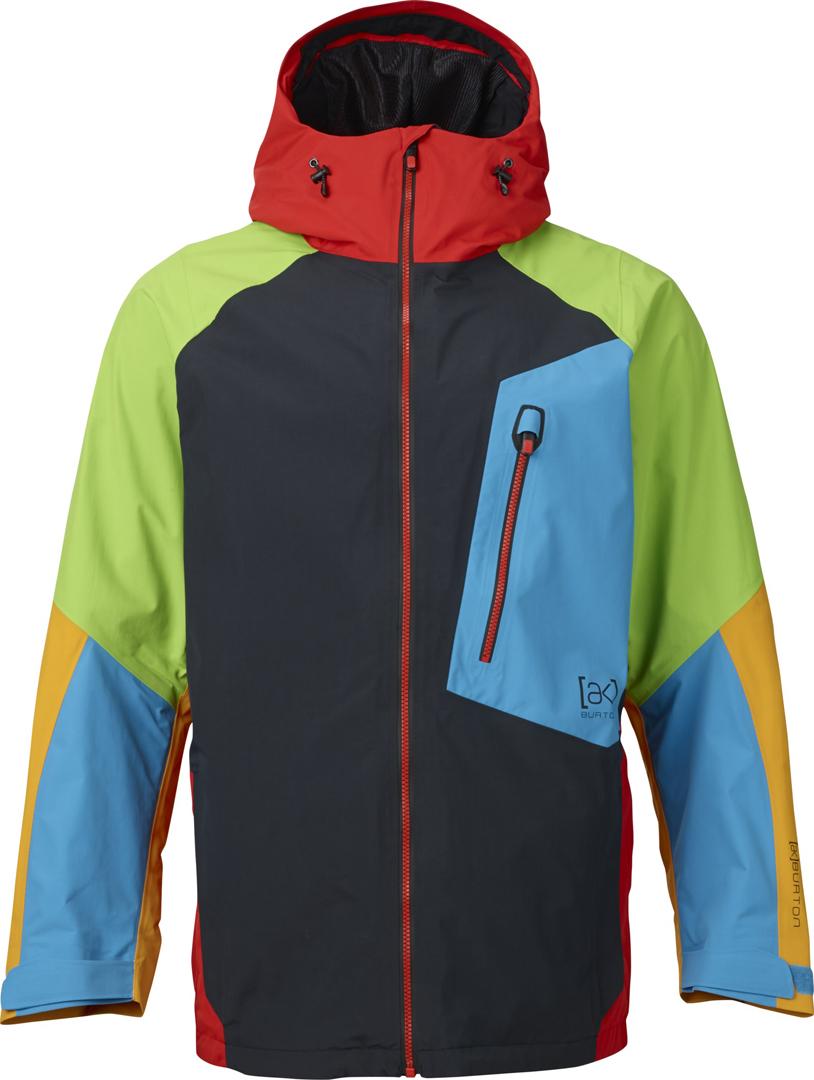 Men's enduro jacket - Ak 2l Cyclic Jacket 2016 True Black Heisenburg Enduro Burner Hazmat