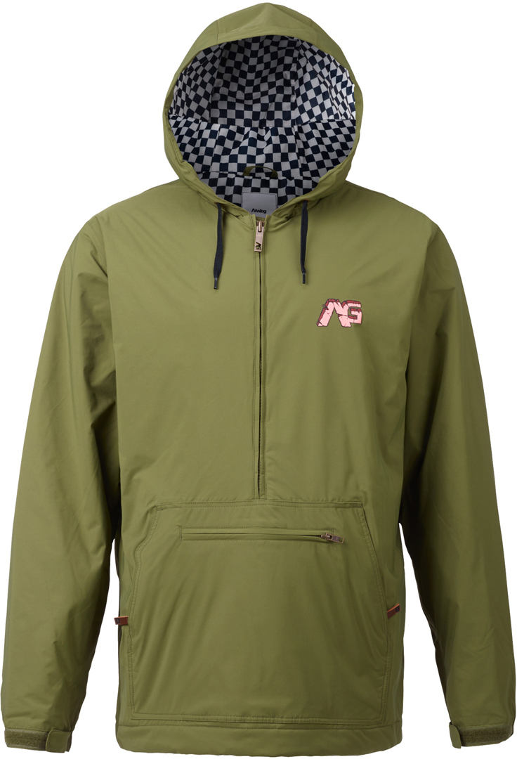 5864f3f4bfa Oakley Anorak Fit - Restaurant and Palinka Bar