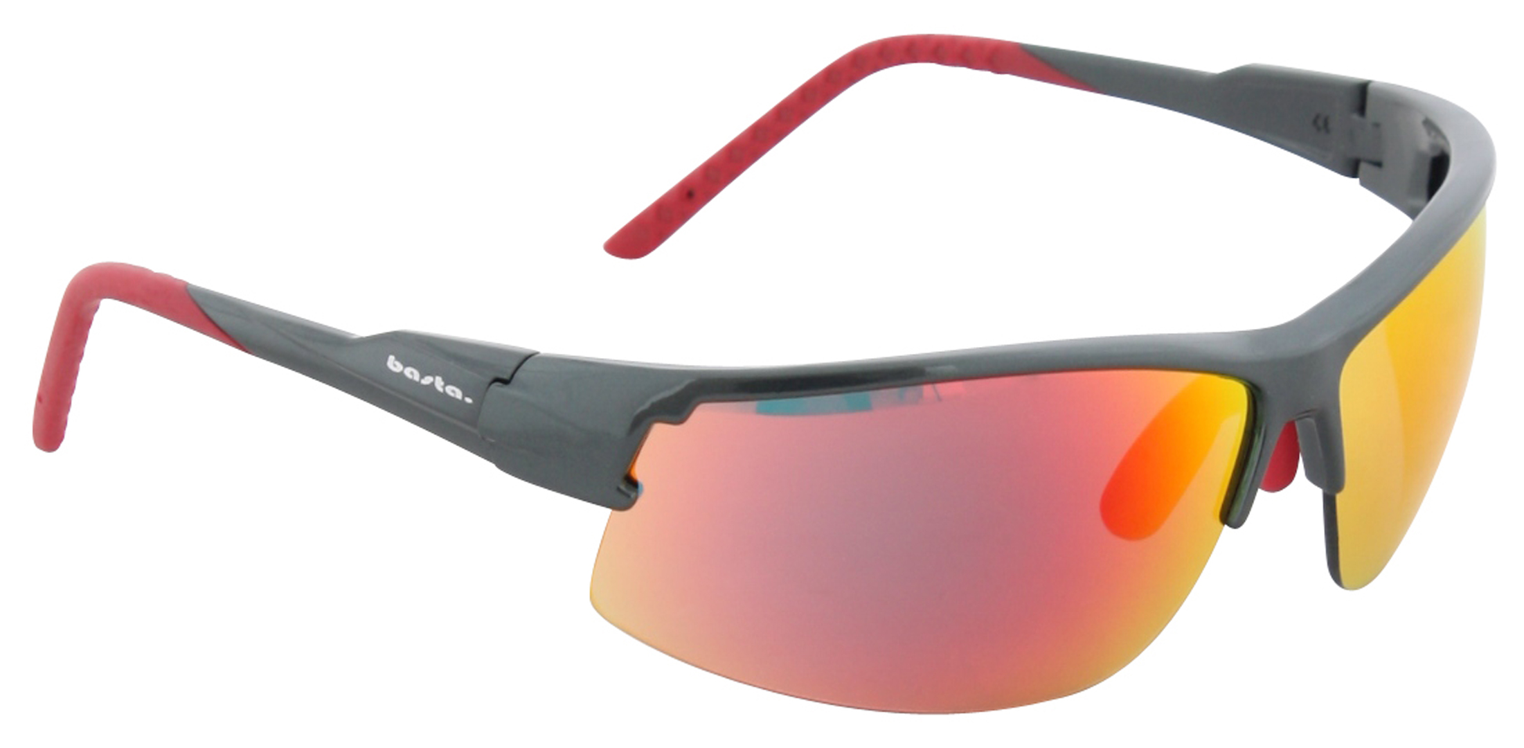 BASTA GREENFEE Sonnenbrille black/red kBMGb9yTf4