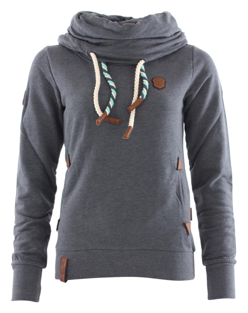 Rereorder VIII Sweater black Naketano eR45wmRoP