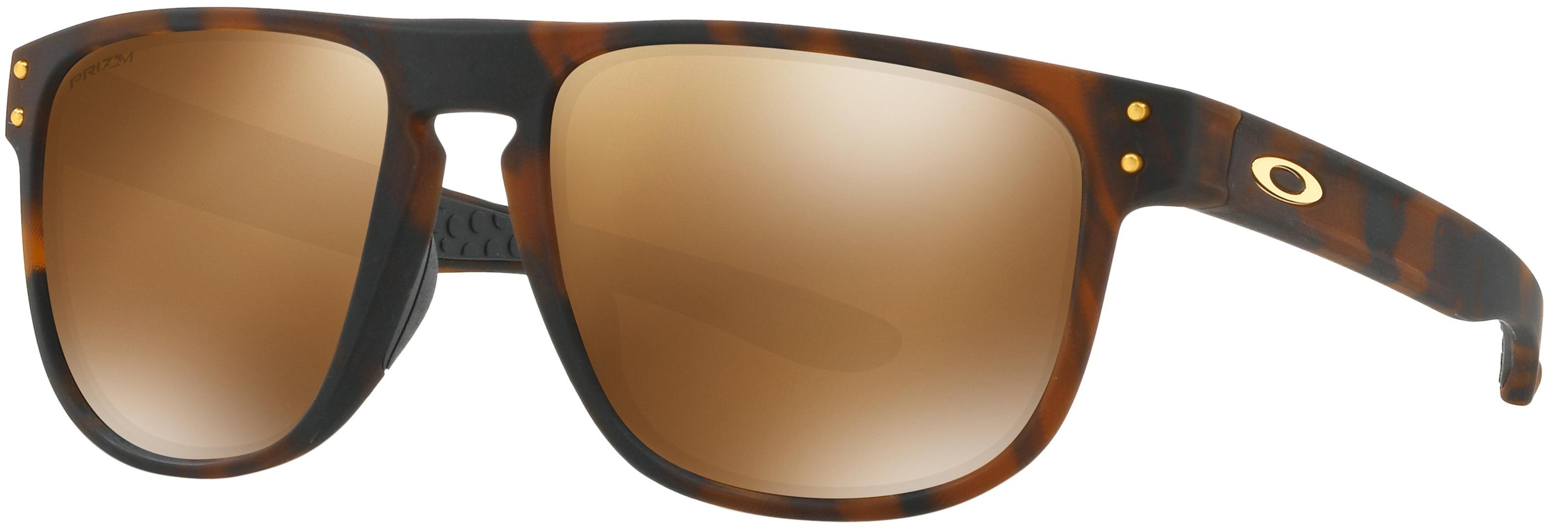 HOLBROOK R Sonnenbrille matte dark tortoise brown/prizm tungsten ...