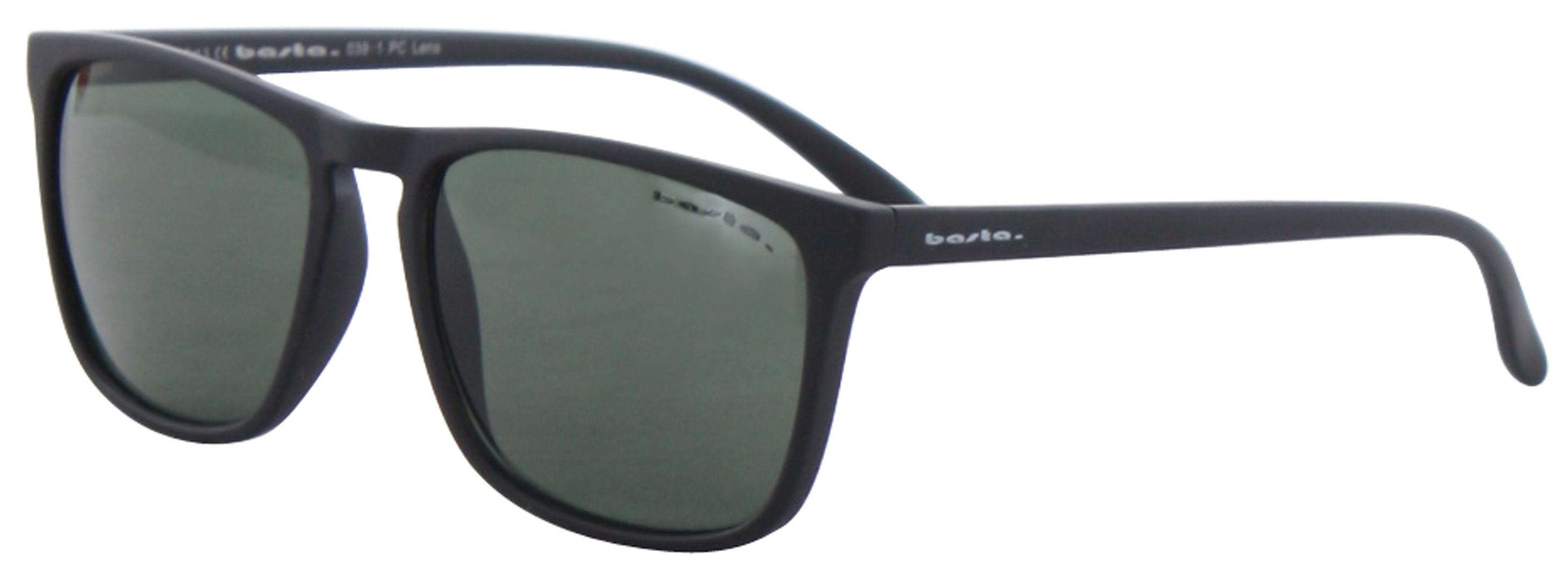 BASTA BASIC POLARIZED Sonnenbrille matte black/black 0ywN2PhWd