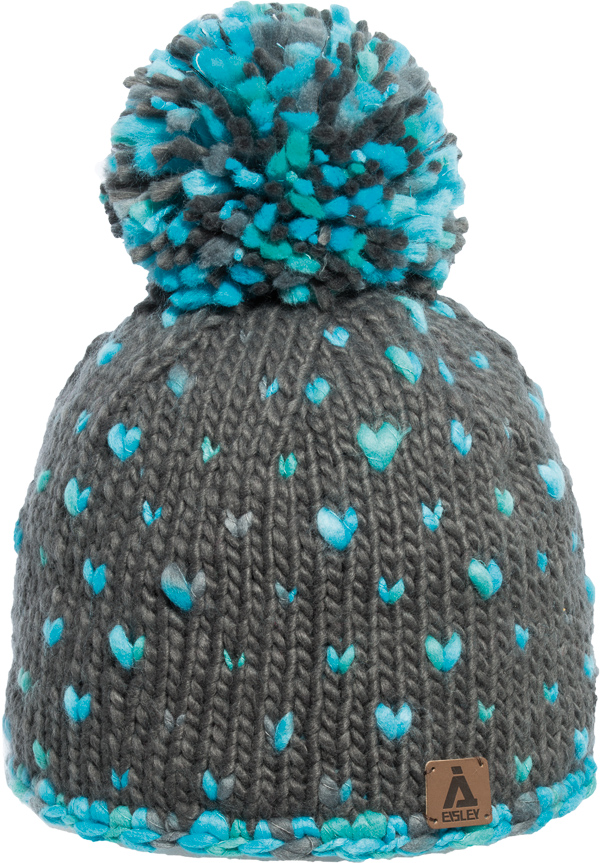 EISLEY SUE Beanie 2015 grey/ice