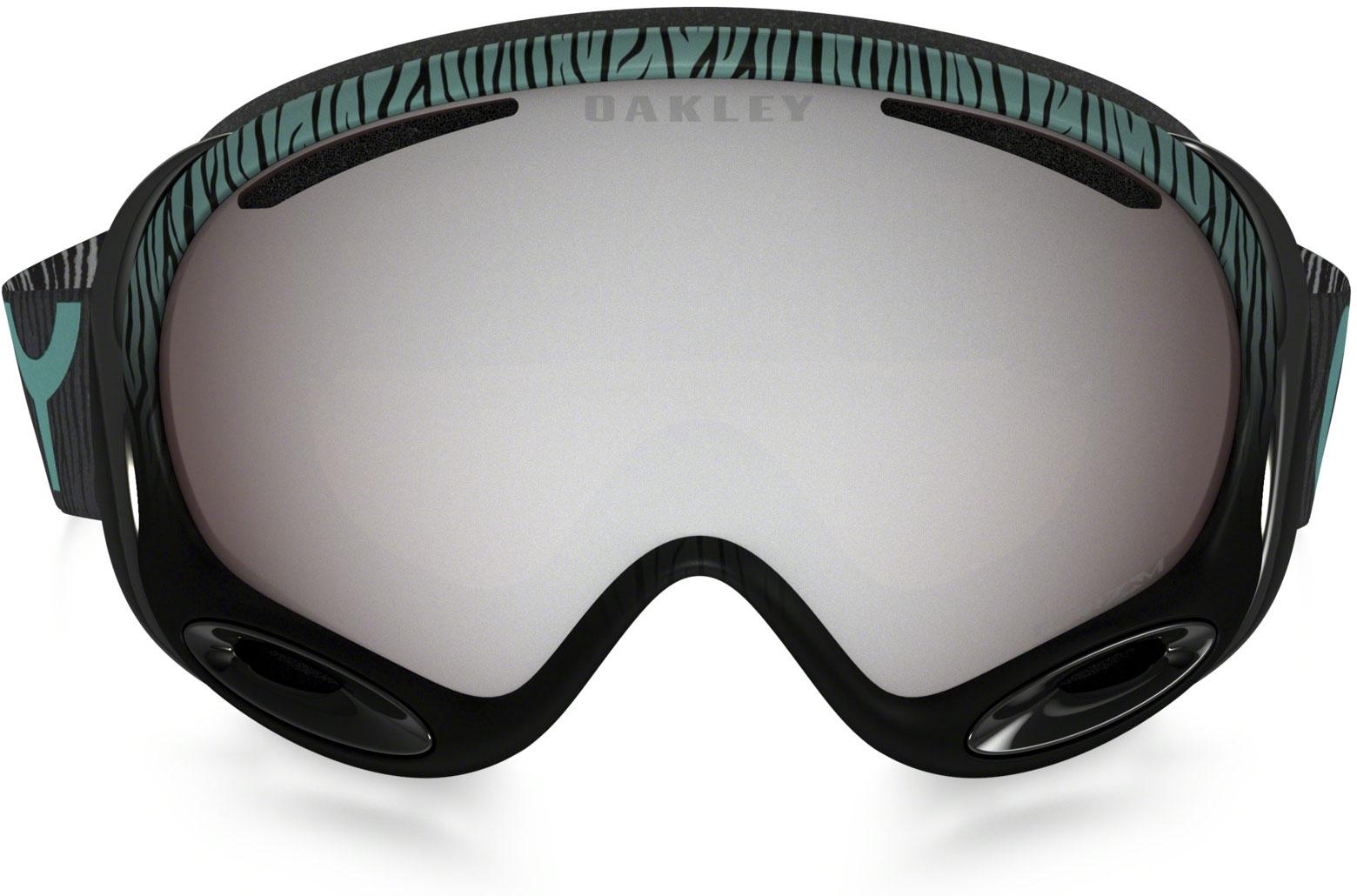 2016 oakley goggles iic3  OAKLEY A-FRAME 20 Goggle 2016 factory pilot bengal mint/prizm black iridium