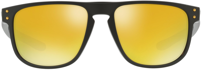 HOLBROOK R Sonnenbrille matte black/24k iridium | Warehouse One