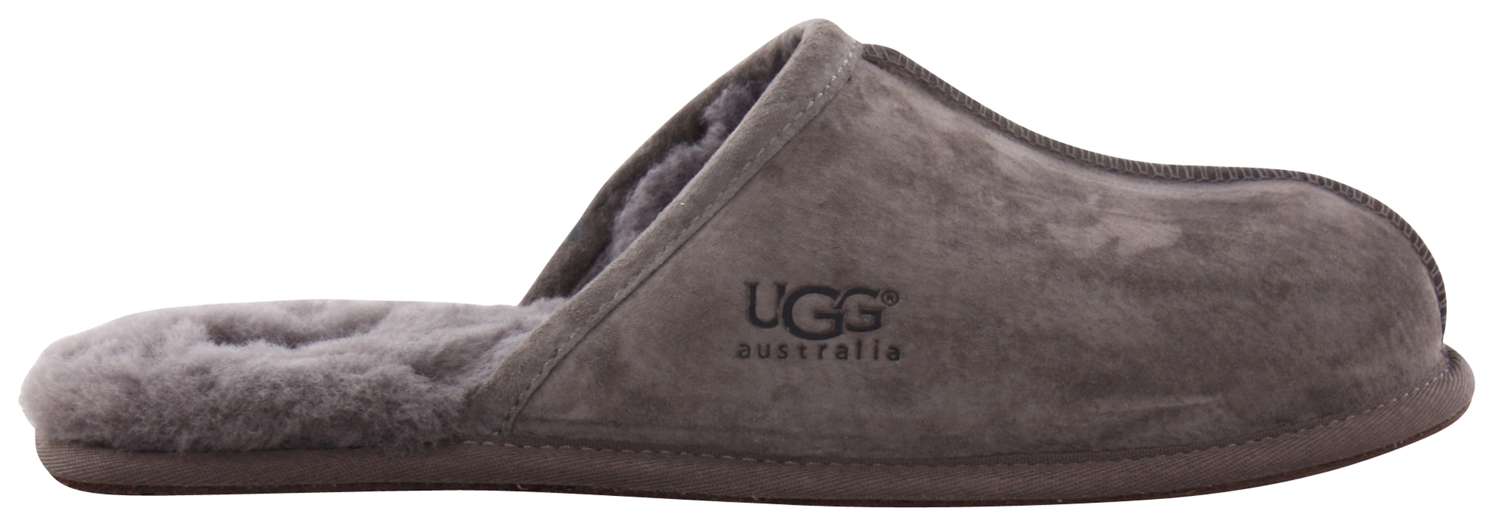 UGG SCUFF - Slippers - charcoal