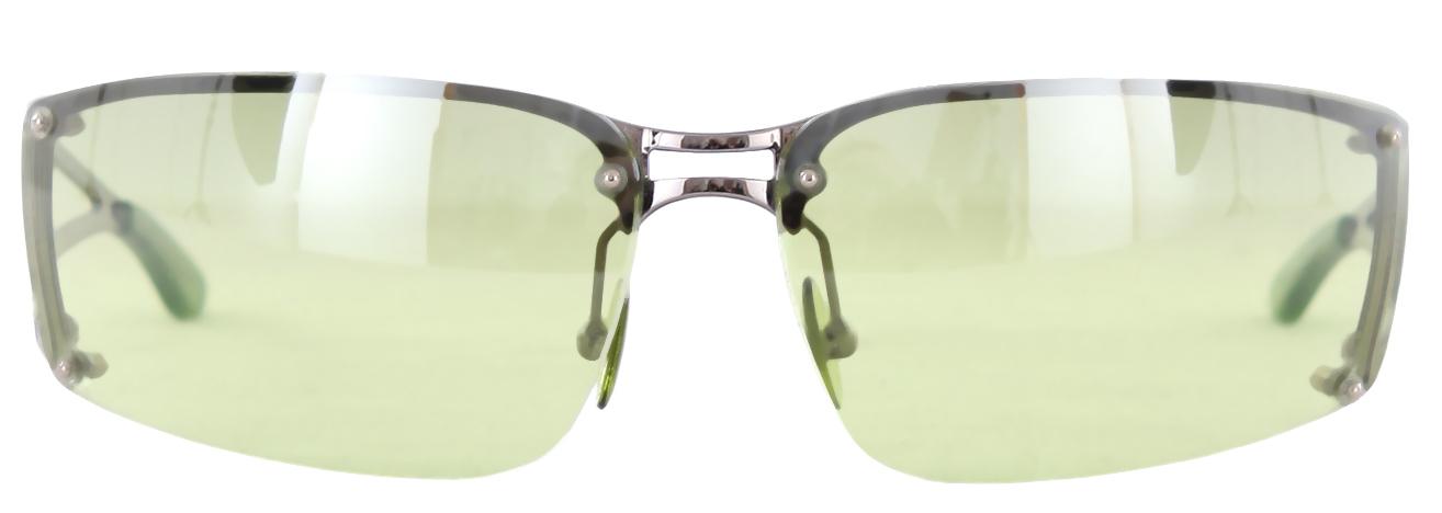 SMITH BOOKIE Sonnenbrille chrome/green gradient mirror 2Rv3u