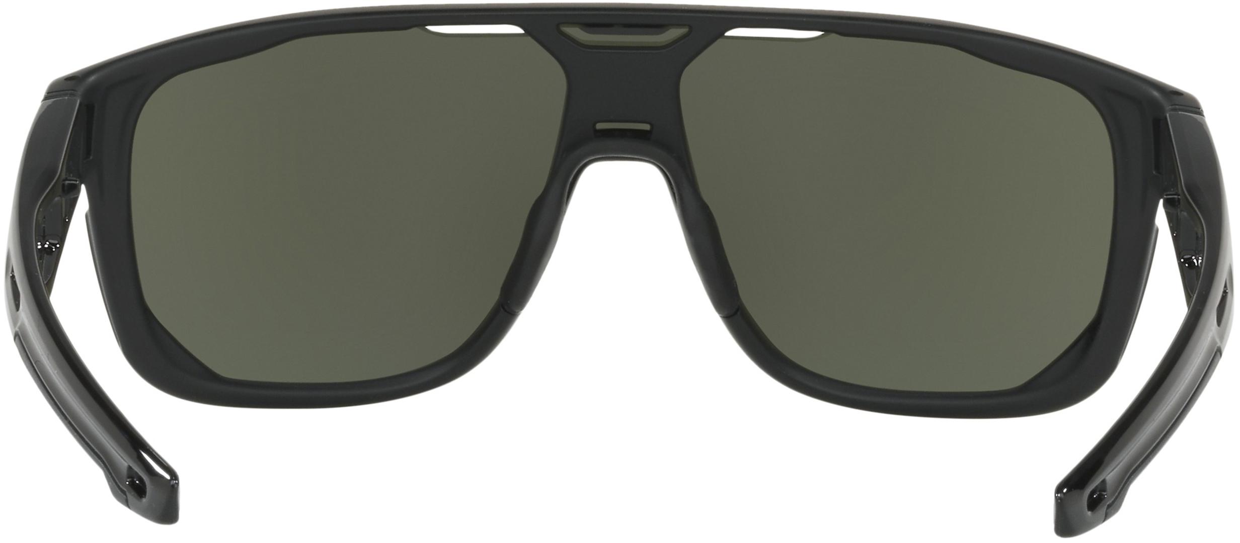 CROSSRANGE SHIELD Sonnenbrille matte black/prizm black | Warehouse One