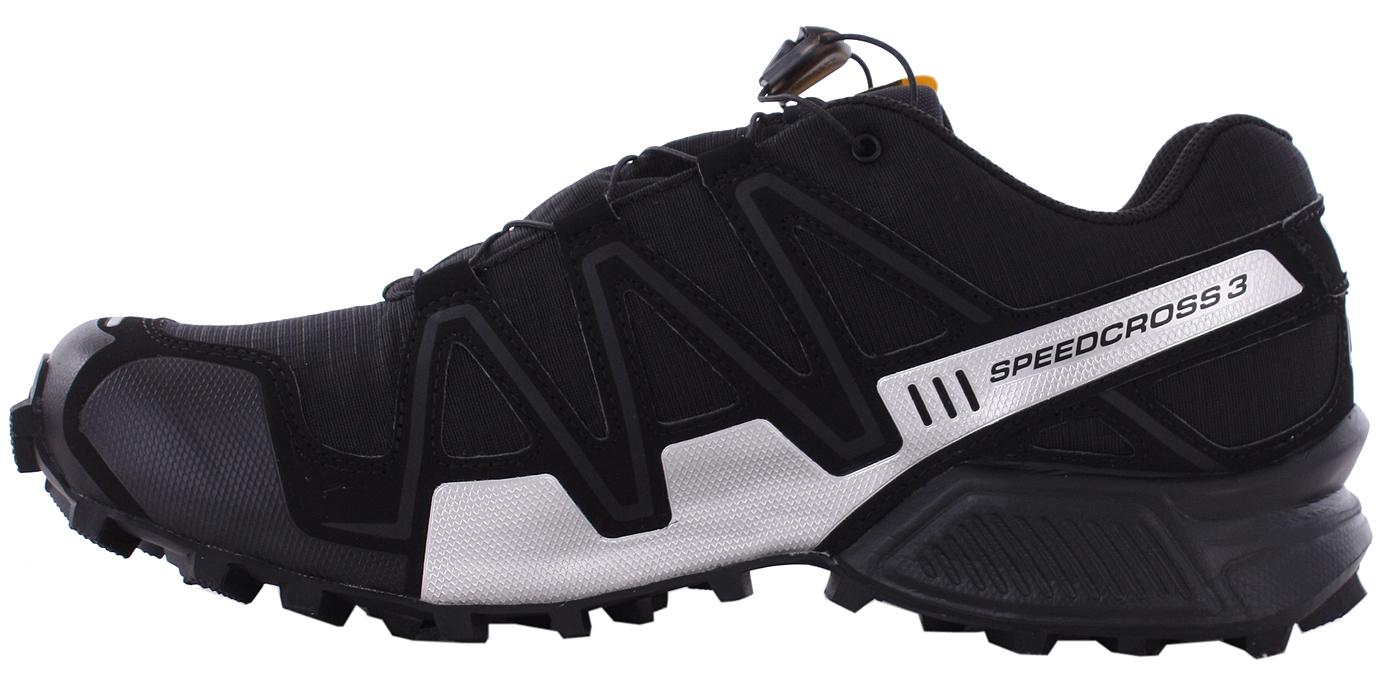 salomon speedcross 3 gtx black