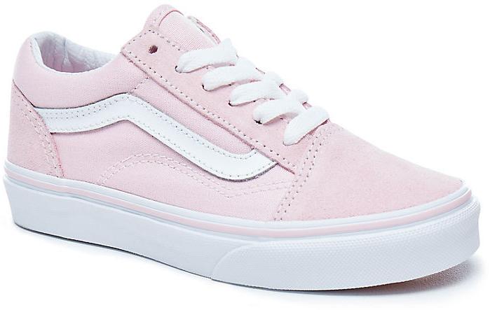 Steckdose Kostengünstig VANS KIDS OLD SKOOL Schuh 2018 chalk pink/true white Manchester Spielraum-Websites SiSi0nLl