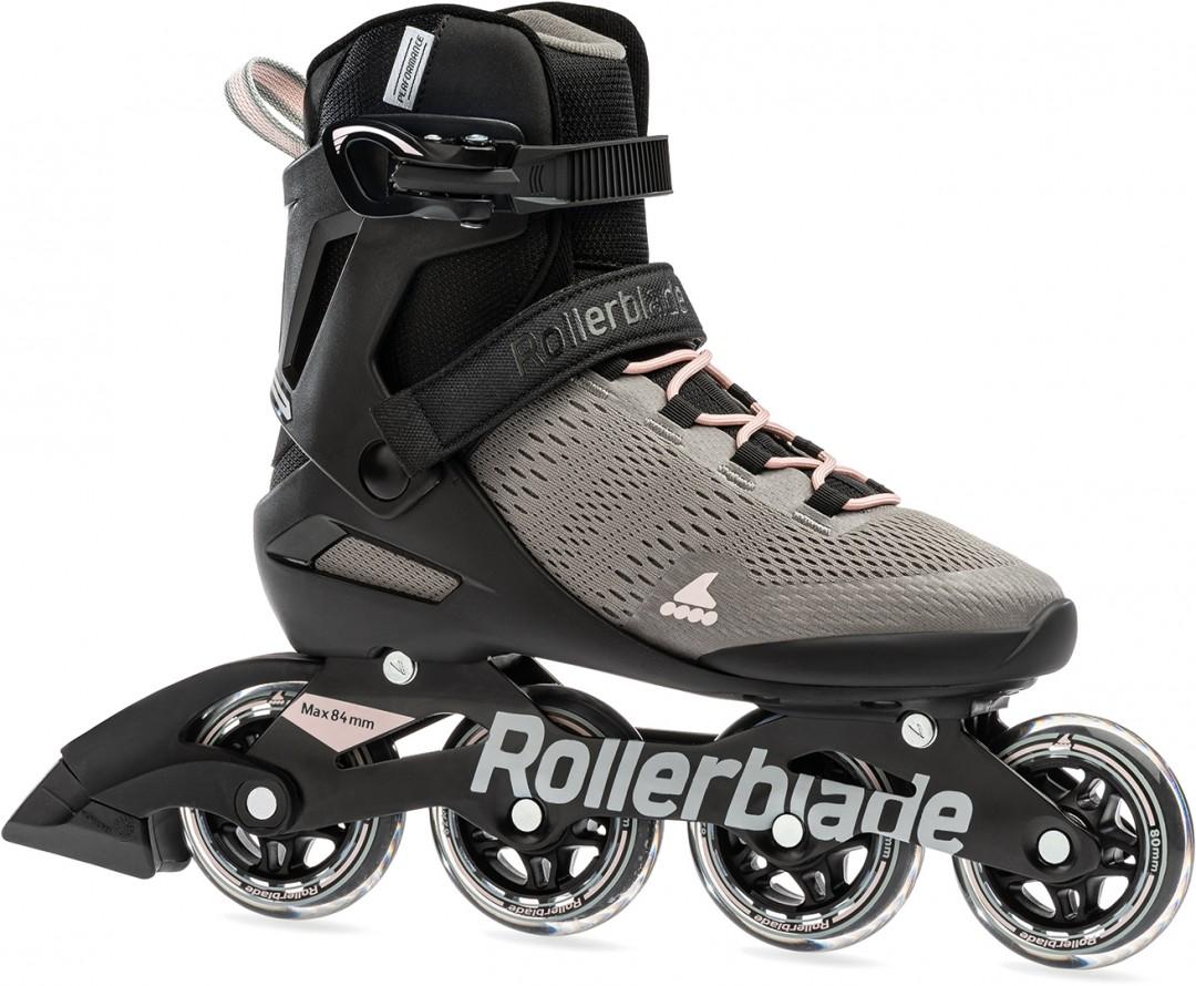 Inliner Inlineskates Fitness Skate ROLLERBLADE SPARK 80 W Inline Skate neutral