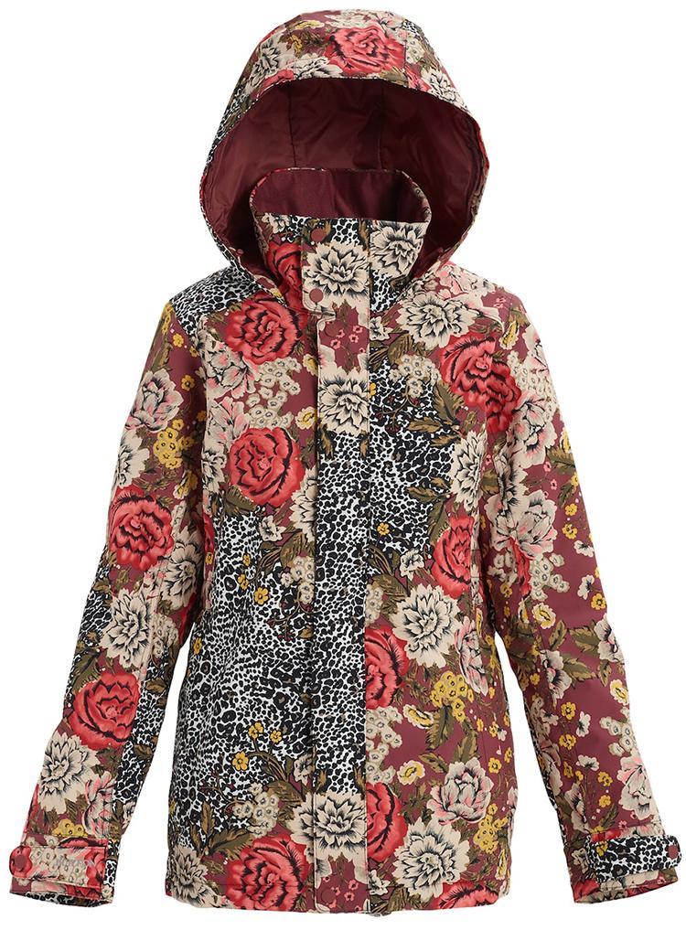 Burton JET SET Jacket 2020 cheetah floral | Warehouse One