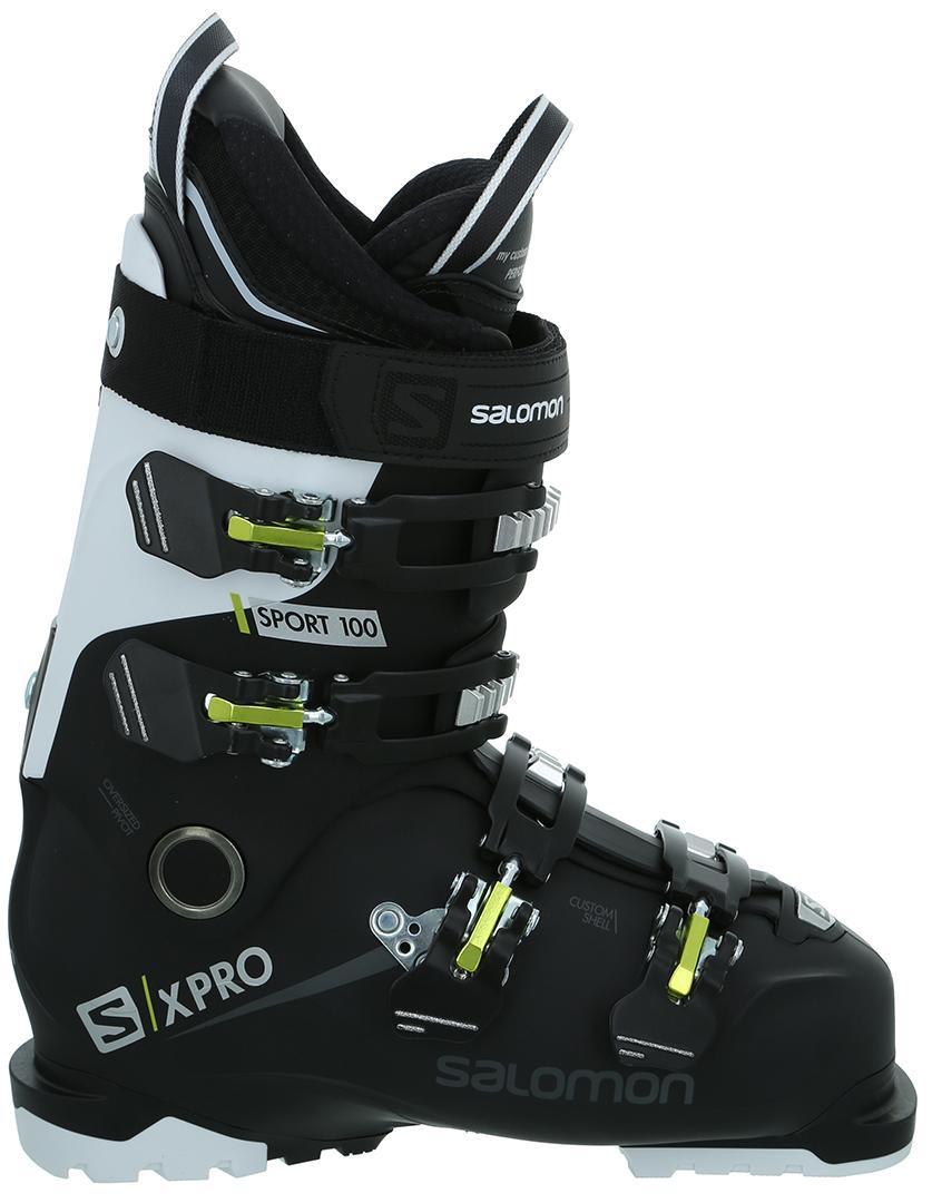 SALOMON X PRO SPORT 100 Ski Boot 2020 blackanthracitewhite