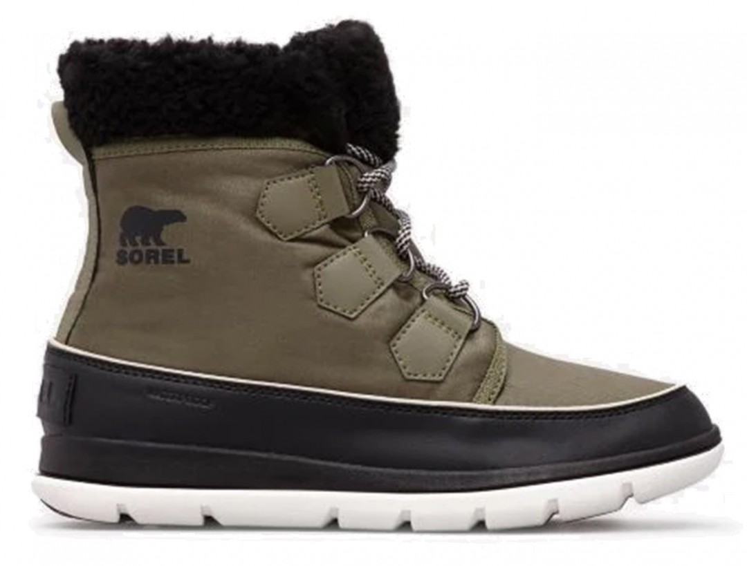 Sorel EXPLORER CARNIVAL Stiefel 2020 hiker green | Warehouse One