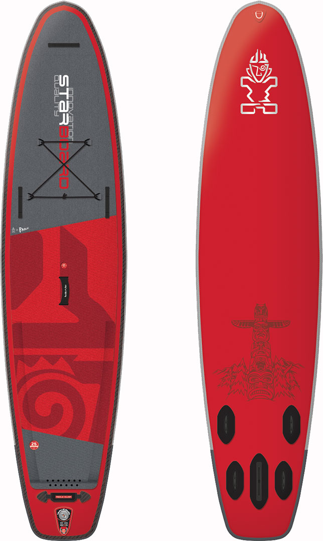 Starboard River Race Deluxe SUP Stand Up Paddle Board 2019