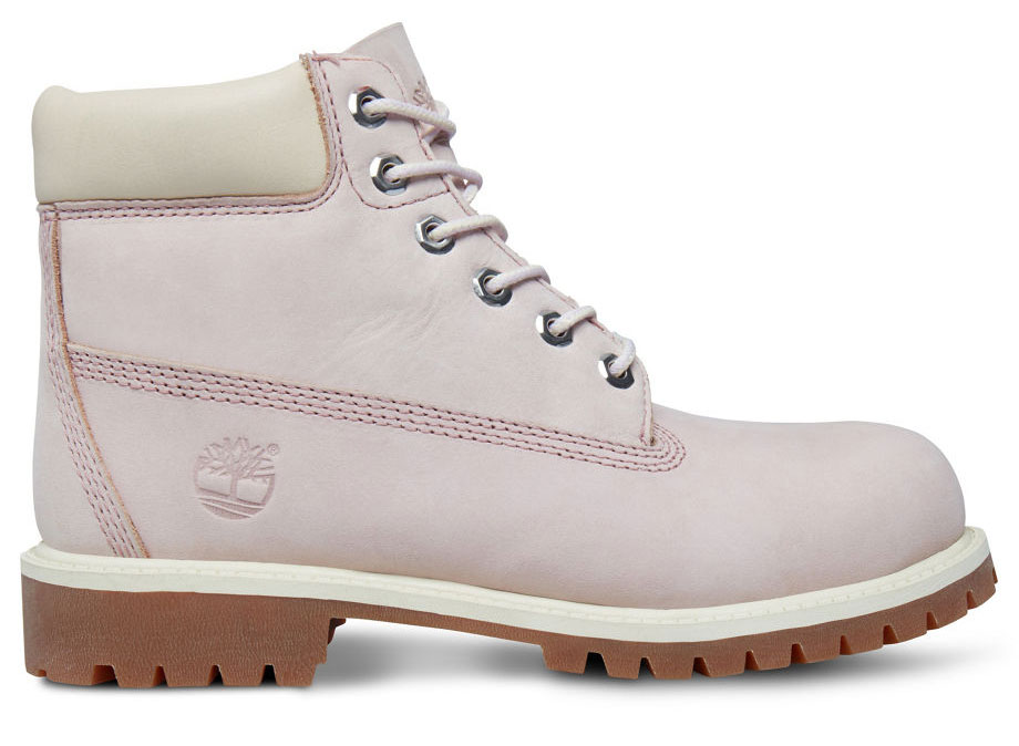 TIMBERLAND PREMIUM 6 INCH YOUTH Boot 2018 lavender purple