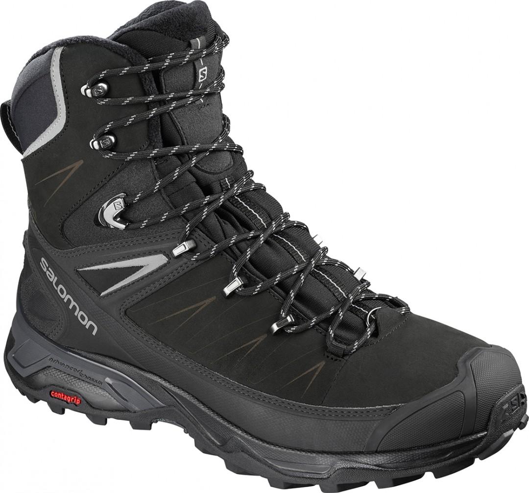 Salomon X ULTRA WINTER CS WP 2 Shoe 2020 blackphantom