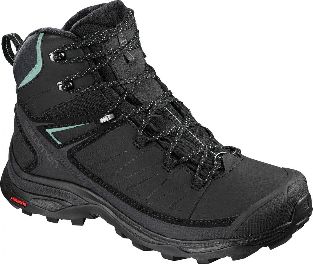 Salomon X ULTRA MID WINTER CS WP W Shoe 2020 blackphantom