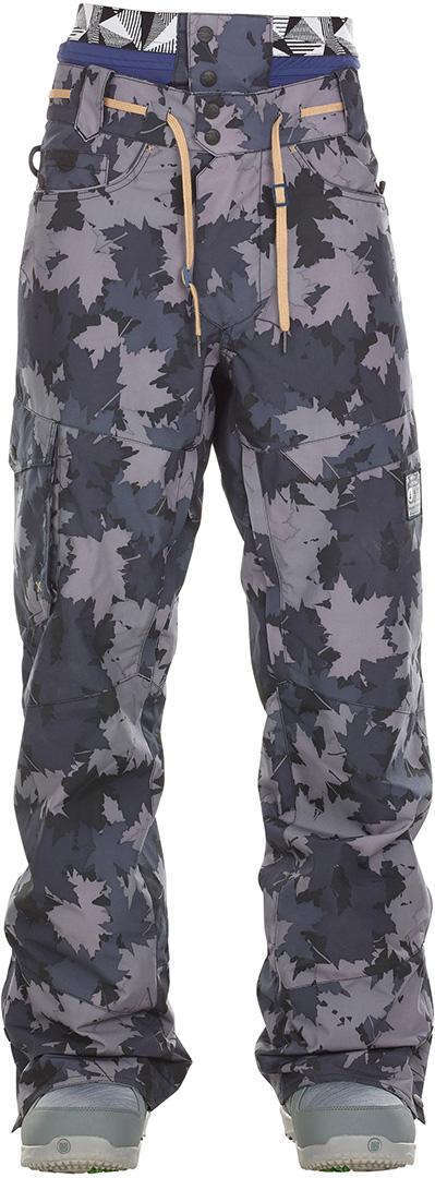 UNDER BLACK Pant 2018 grey camo - Warehouse One