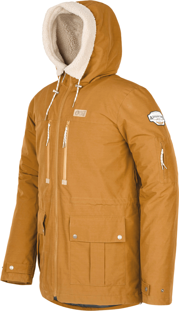 PICTURE FRIDAY Jacke 2020 camel