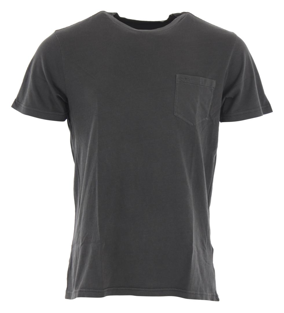 Rvca PTC 2 PIGMENT T Shirt 2019 pirate black | Warehouse One