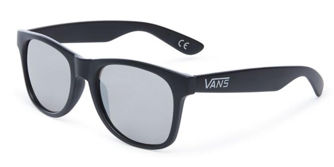 VANS SPICOLI 4 SHADES Sunglasses 2020 matte blacksilver mirror