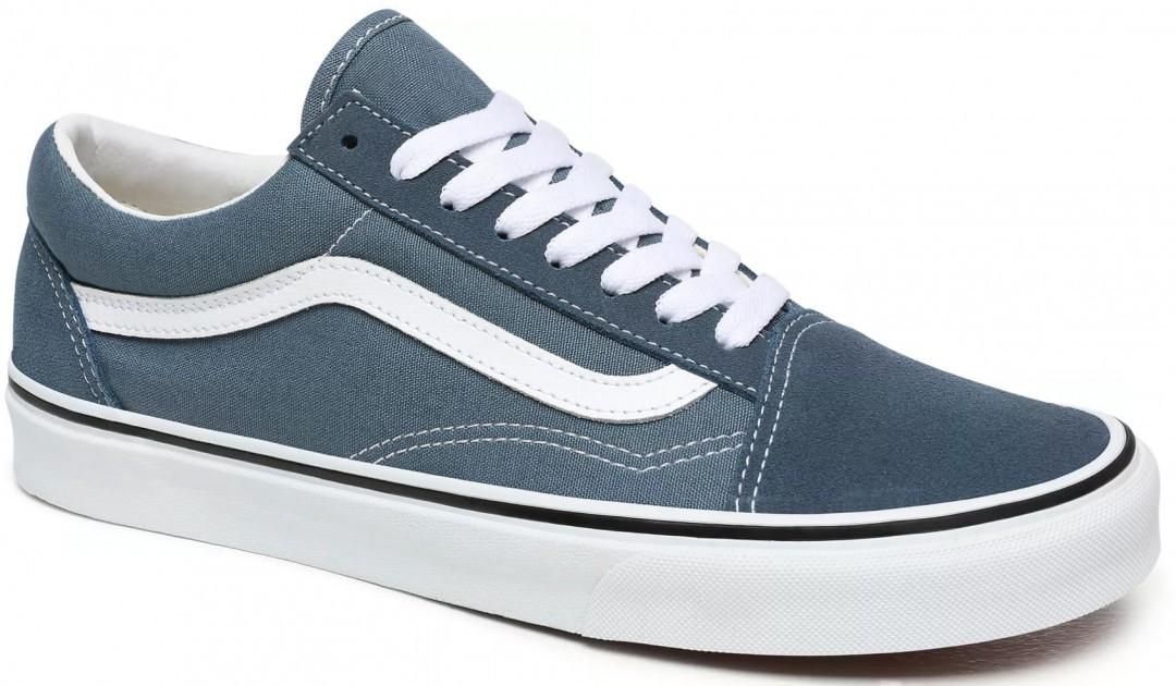 Vans Old Skool Schuh 2020 Blue MirageTrue White: