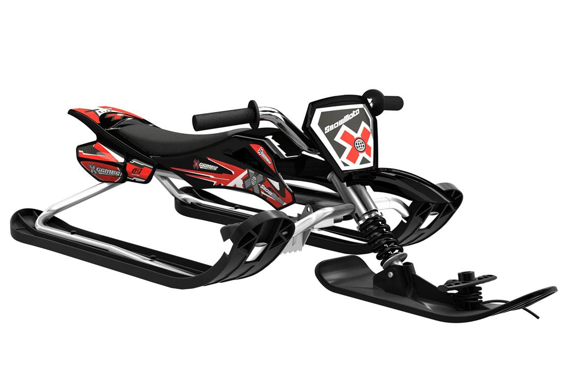 Outer Edge Snow Moto 2013 X Games Black