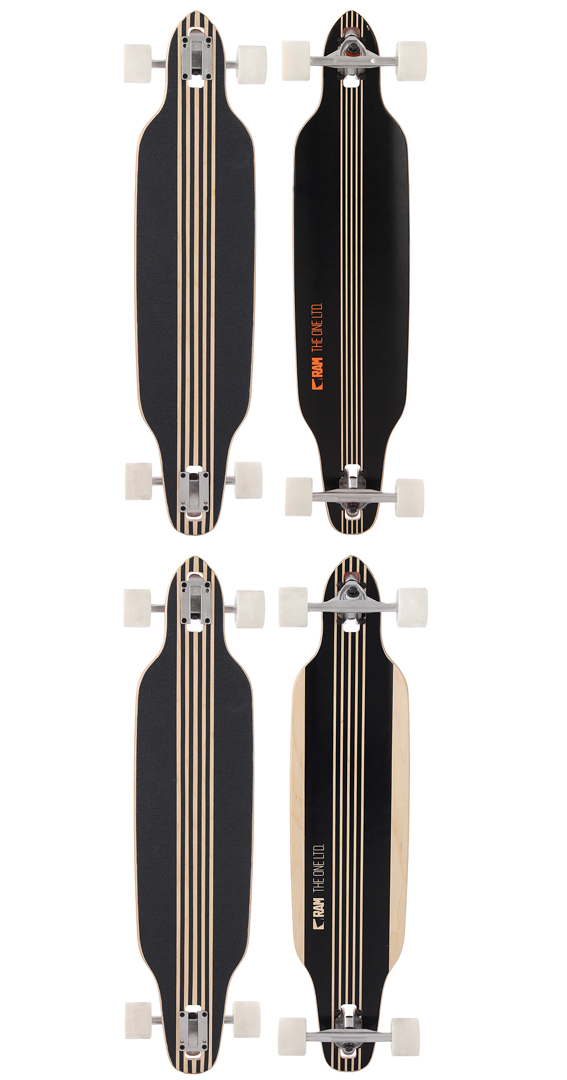FR 1.0 THE ONE LTD Longboard