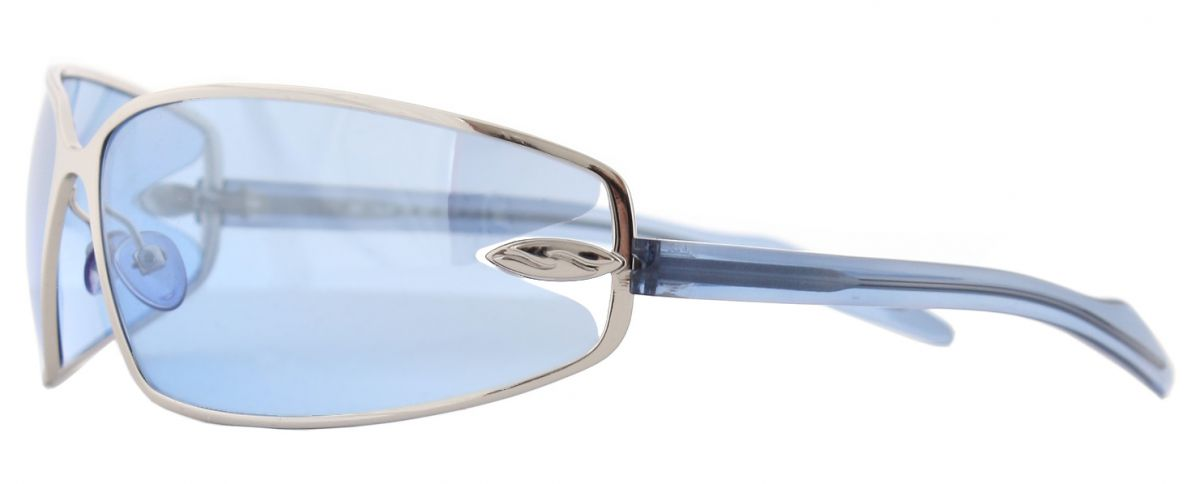 RECON Sonnenbrille chrome/blue gradient mirror