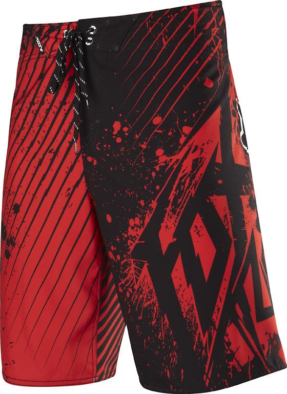 FRESH KILL Boardshort 2012 flame red
