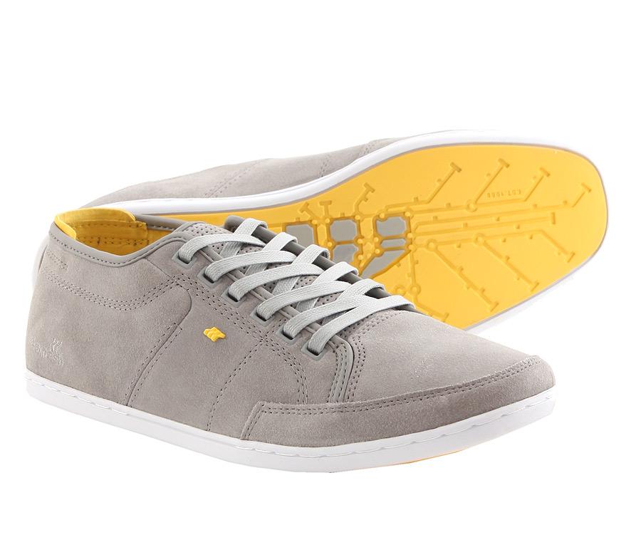 BOXFRESH SPARKO PERF Shoe 2014 greyyellow
