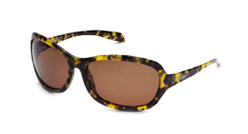 RAMSEY Sonnenbrille light tortoise/brown