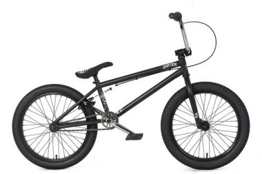 "JUSTICE 21"" BMX Bike 2012 black/chrome"