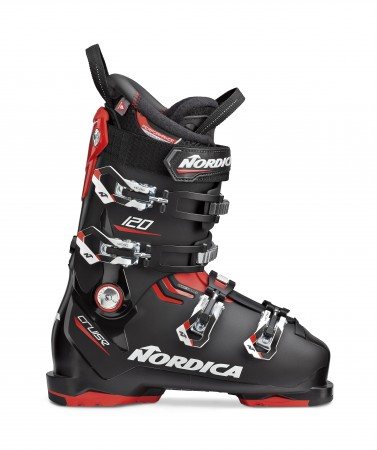 CRUISE 120 Ski Schuh 2020 black/red/white