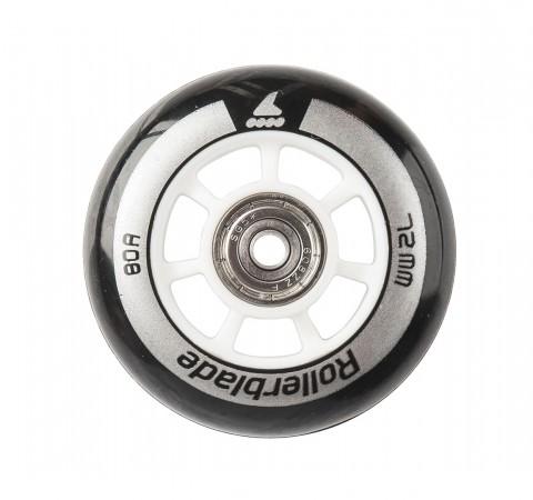 72mm/80A Wheels 8-Pack 2020 incl. Bearings