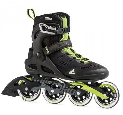 MACROBLADE 90 Inline Skate 2019 black/green