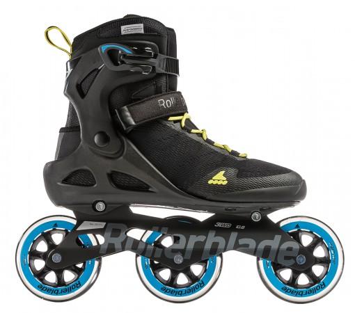 SIRIO 100 3WD Inline Skate 2019 black/blue