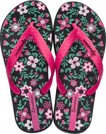CLASSIC VII KIDS Sandale 2019 black/pink