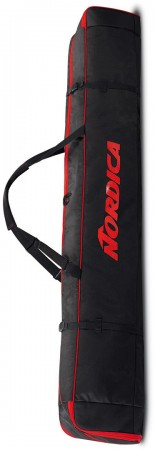 SINGLE SKI Bag 2020 black/red