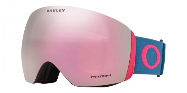 FLIGHT DECK Goggle 2020 poseidon strong red/prizm hi pink iridium