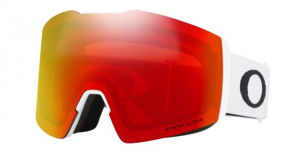 FALL LINE XL Goggle 2020 matte white/prizm torch