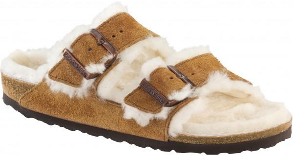 ARIZONA SLIM Sandal 2020 mink lambskin