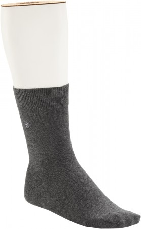 COTTON SOLE Socken 2021 anthracite melange