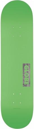 GOODSTOCK Deck 2021 neon green