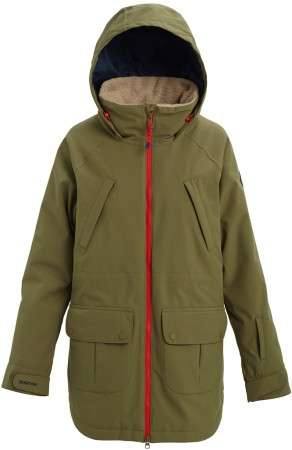 PROWESS Jacket 2020 martini olive