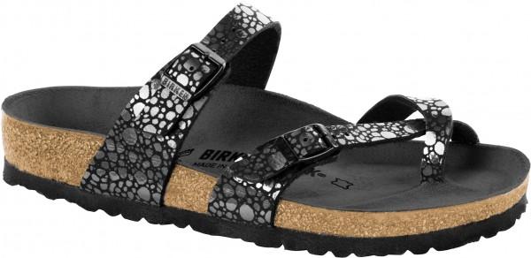 MAYARI Sandale 2019 metallic stones black