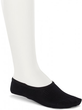 COTTON SOLE INVISIBLE Socks 2019 black