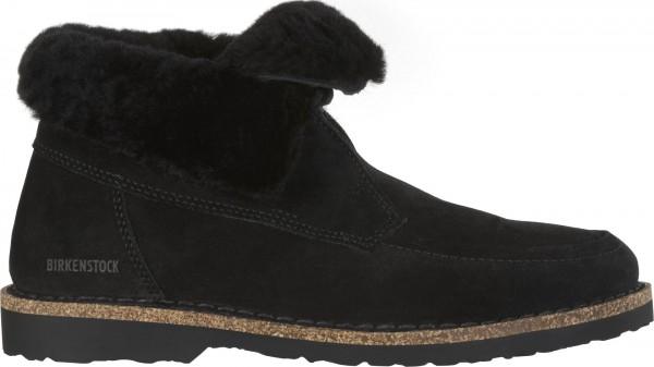 BAKKI Schuh 2020 black hydrophobic
